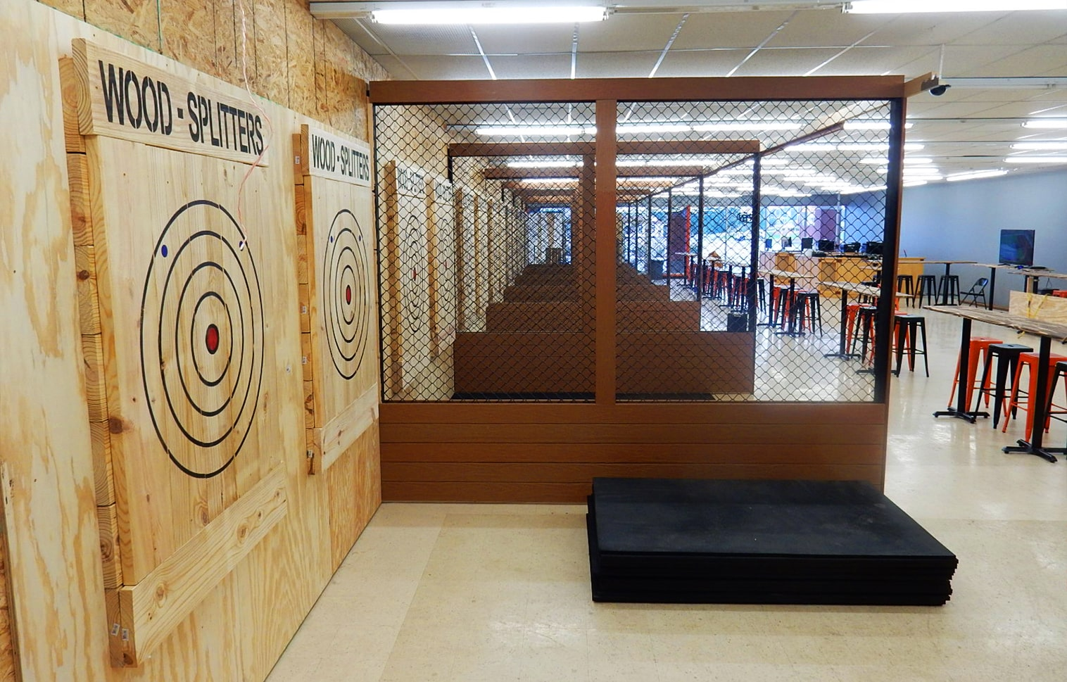 Wood Splitters Axe Throwing in Grand Rapids Feature 1