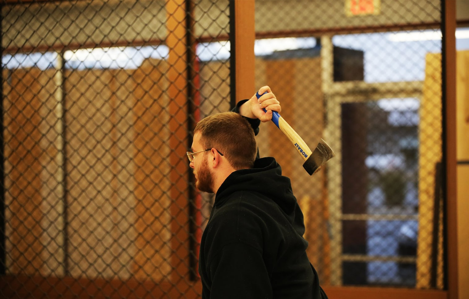 Wood Splitters Axe Throwing in Grand Rapids Feature 3